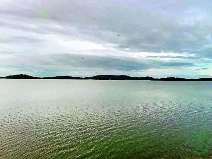 Medium and small lakes in Nagpur region also have 'overflow'. | नागपूर विभागातील मध्यम आणि लहान तलावही 'ओव्हरफ्लो'