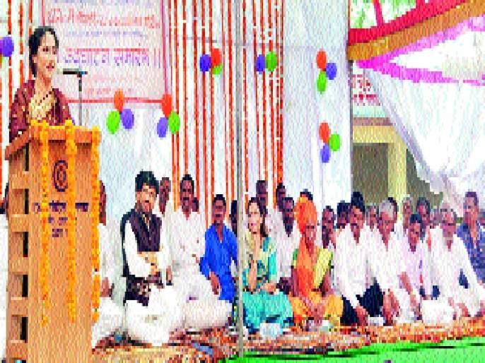 Honor women - Nishigandha Wad | स्त्रियांचा सन्मान करा -निशिगंधा वाड