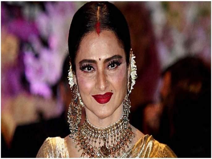 rekha confessed in indian idol, she was mad for married man, watch this video   एका विवाहित पुरुषाच्यामागे झाली होती वेडी, रेखा यांनी दिली कबुली, पाहा हा व्हिडिओ