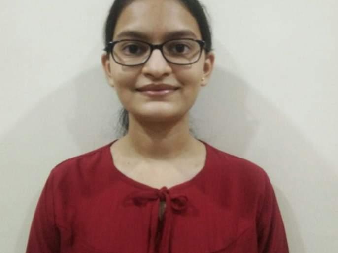 Rajnandini tops CBSE Class X exams! | 'सीबीएसई' दहावीच्या परीक्षेत राजनंदिनी अव्वल!