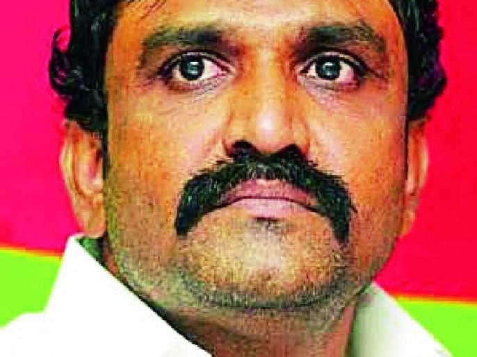 Notorious Santosh Ambkar's cell in Amravati court | कुख्यात संतोष आंबेकरची अमरावती न्यायालयात पेशी