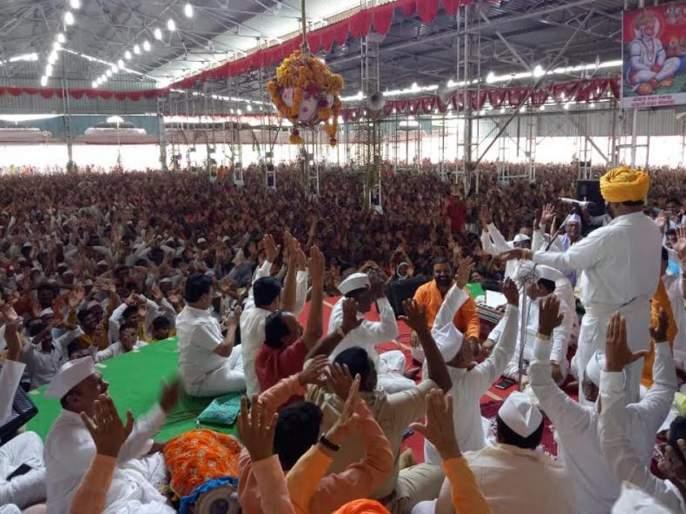 'Chakarwadi mauli means Pandurang' | 'चाकरवाडीची माऊली म्हणजे साक्षात पांडुरंग'