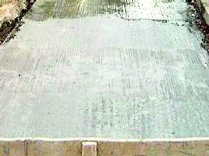 Road works will be done after the monsoon | पावसाळ्यानंतरच होणार रस्त्यांची कामे