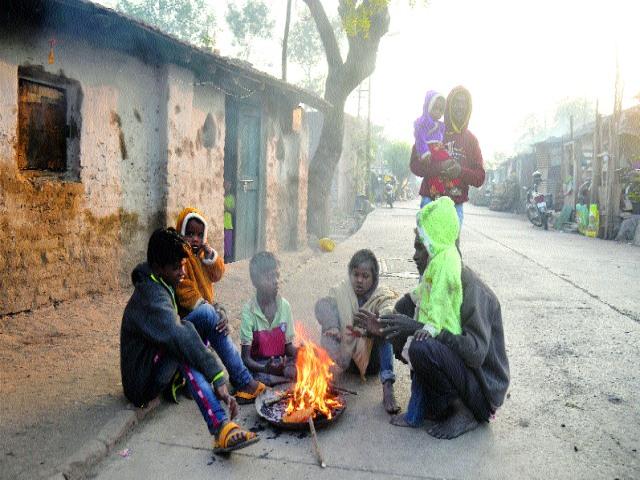 Hoodhudi to Nashik | नाशिककरांना हुडहुडी