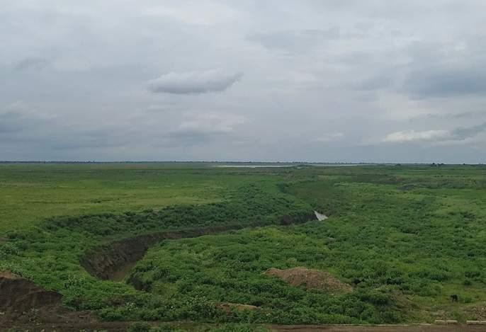 19 projects in the district dry up | जालना जिल्ह्यातील ३९ प्रकल्प कोरडेठाक
