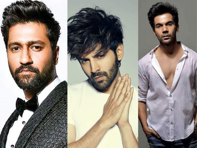 In 'Dostana 2', Karthik Aryan is not replaced by Vicky Kaushal, but Rajkumar Rao? | 'दोस्ताना २'मध्ये कार्तिक आर्यनच्या जागी विकी कौशल नाही तर राजकुमार रावची वर्णी?