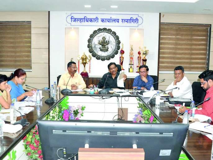 Postal ballot counting training in Ratnagiri | रत्नागिरीत टपाल मतपत्रिका मतमोजणी प्रशिक्षण