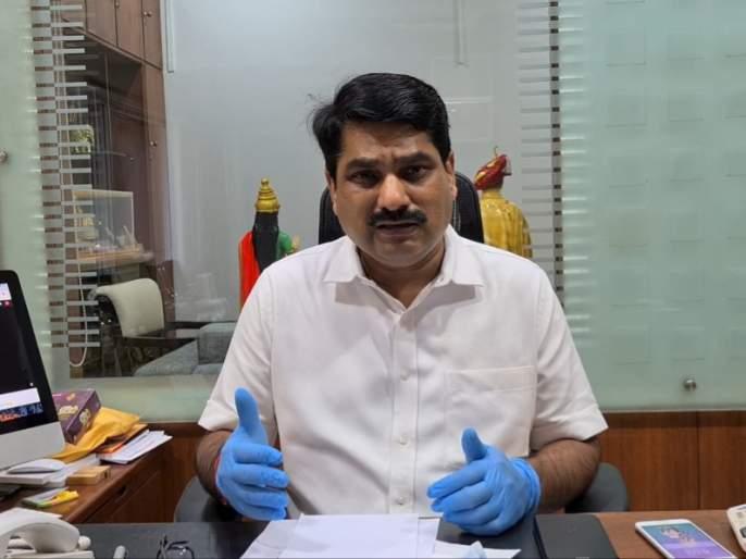 Kolhapur city pit-free before Diwali: Guardian Minister | दिवाळीपूर्वी कोल्हापूर शहर खड्डेमुक्त : पालकमंत्री