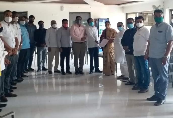 Satpur decided to close completely for seven days | सातपूर सात दिवस पूर्णपणे बंद करण्याचा निर्णय