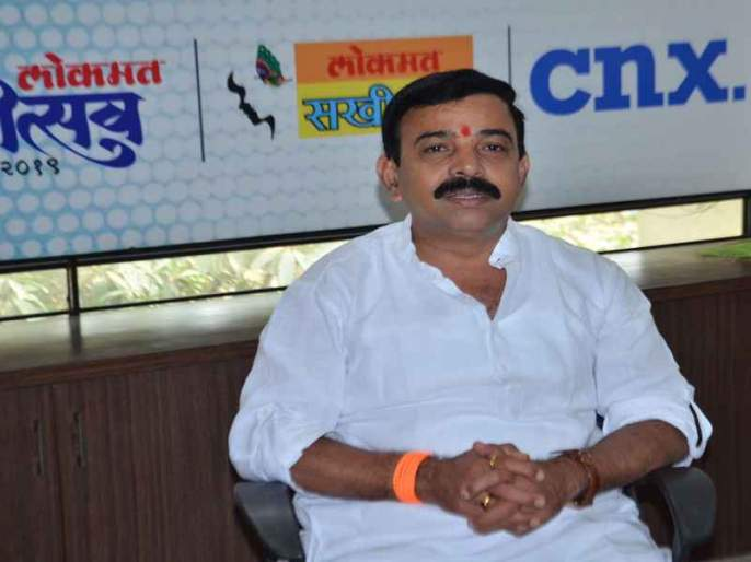 Sureshdada Jain is the number one leader of the Shiv Sena in the district, even though Khadse has entered. | खडसेंचा प्रवेश झाला तरी सुरेशदादा जैन हेच जिल्ह्यात शिवसेनेचे नंबर एकचे नेते
