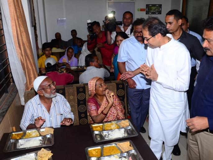 The expansion of the Shiva-Bhoj Yojana has doubled the number of plates from 3 thousand to 1 thousand | shiv bhojan scheme: शिवभोजन योजनेचा विस्तार; थाळीची संख्या दुप्पट १८ हजारांवरुन ३६ हजार