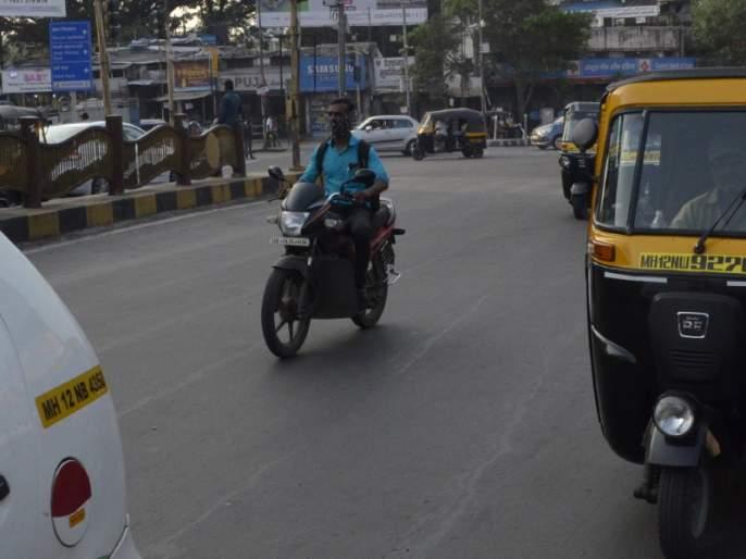 Why a two-wheeler ban on Sambhaji bridge ; Read the history   का घालण्यात आली होती संभाजी पुलावर दुचाकीला बंदी ; वाचा रंजक इतिहास