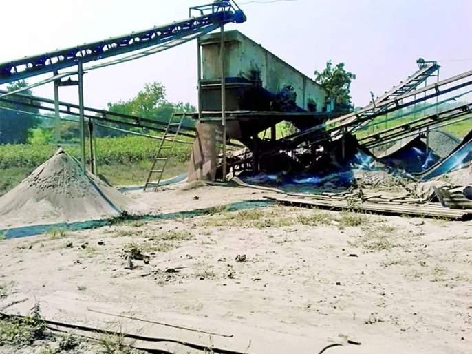 Monthly 'ultimatum' for mining lenders | खाणपट्टेधारकांना महिनाभराचा 'अल्टिमेटम'