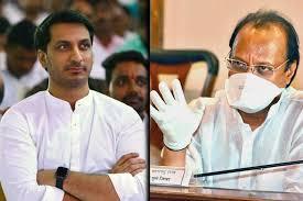 News of Parth Pawar's candidature from Pandharpur-Mangalvedha constituency is baseless: Ajit Pawar's clear statement | पंढरपूर- मंगळवेढा मतदारसंघात आघाडीचा उमेदवार प्रचंड मताधिक्याने विजयी होणार : अजित पवार