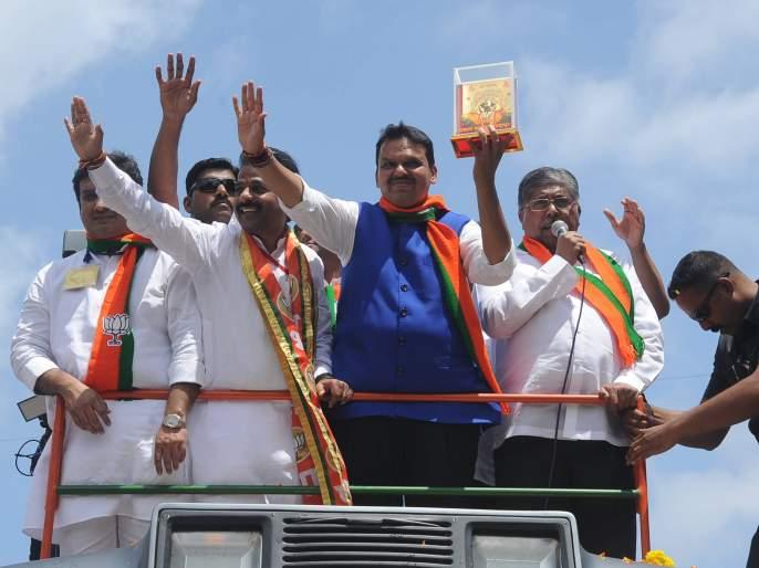 Devendra Fadnavis claims that all issues of Kolhapur have been resolved | कोल्हापूरचे सर्व प्रश्न सोडवले, देवेंद्र फडणवीस यांचा दावा