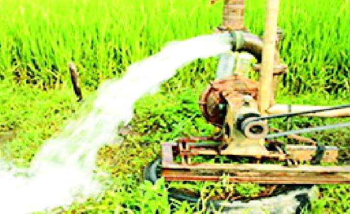 Agricultural farmers' outstanding outstanding amounting to 49 crores | कृषिपंपांची शेतकऱ्यांकडे ४९ कोटींची थकबाकी