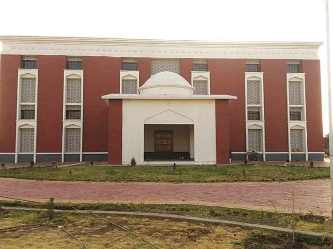 Inventory Museum in sindkhed raja   सिंदखेडराजात साकारतेय अद्यावत संग्रहालय
