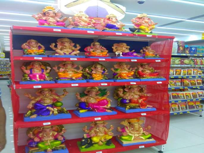 Bappa's welcomes in dubai | बाप्पाच्या स्वागतासाठी सरसावले दुबईकर