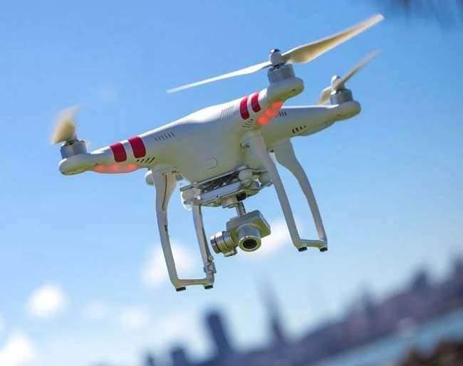 Drone's eye on sensitive Malegaon | संवेदनशील मालेगाववर 'ड्रोन'ची नजर