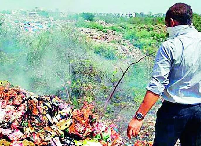 Gutkha destroyed by 3.37 lakhs   ३.३७ लाखांचा गुटखा केला नष्ट
