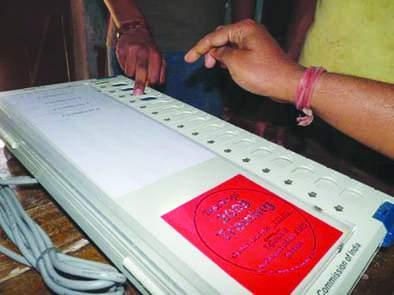 Polling in Partur, Ghansawangi taluka today | परतूर, घनसावंगी तालुक्यात आज मतदान