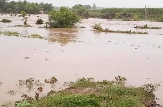 In September, after seven years, the rainfall exceeded the average | सात वर्षांनंतर यंदा सप्टेंबर महिन्यात पावसाने सरासरी ओलांडली