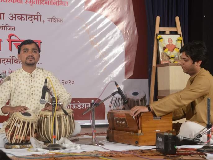 The feeling of nadbrahma was given by 'Tabla Chilla' | 'तबला चिल्ला'ने दिली नादब्रह्मची अनुभूती