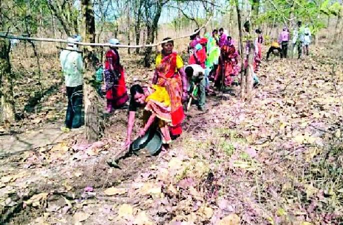 Water revolution in 50 villages of Ghatanji taluka | घाटंजी तालुक्यातील ५० गावांत जलक्रांती