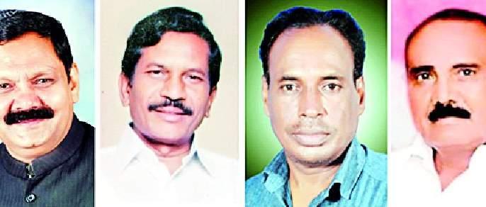 Maharashtra Election 2019 ; Fighting directly among former ministers | Maharashtra Election 2019 ; आजी-माजी मंत्र्यांमध्ये थेट लढत