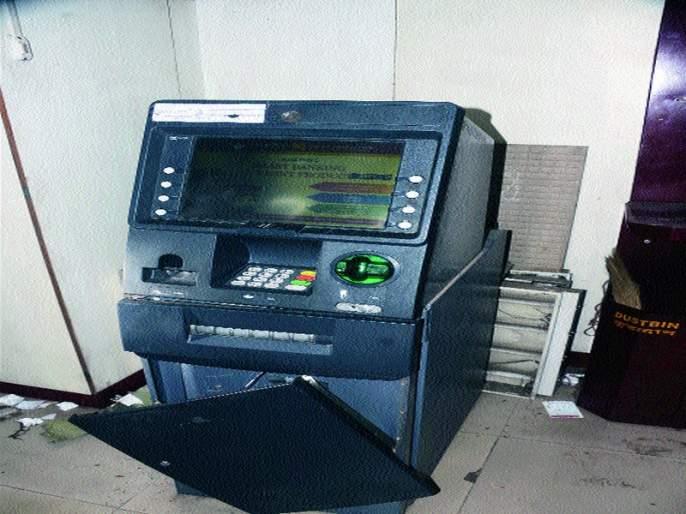 Attempts to smash ATMs due to beat marshal | बीट मार्शलमुळे एटीएम फोडण्याचा प्रयत्न फसला