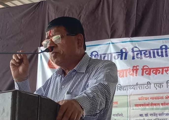 Commissioner annoyed at the platform while giving tea through plastic cups | फेकून दे तो चहा :...अन् समारंभातच आयुक्त कडाडले