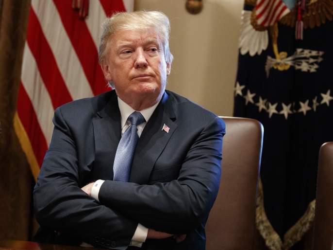 Trump softened, ready for a transfer of power | ट्रम्प नरमले, सत्ता हस्तांतरणास तयार
