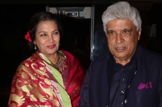 Shabana Azmi had a terrible accident, revealed Javed Akhtar 3 months later TJL | शबाना आझमींचा झाला होता भीषण अपघात, 3 महिन्यानंतर जावेद अख्तर यांनी केला खुलासा