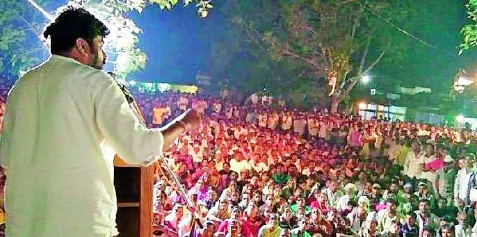 Maharashtra Election 2019 ; I did not do caste politics: Bachchu Kadu | Maharashtra Election 2019 ; मी जातीपातीचे राजकारण केले नाही : बच्चू कडू