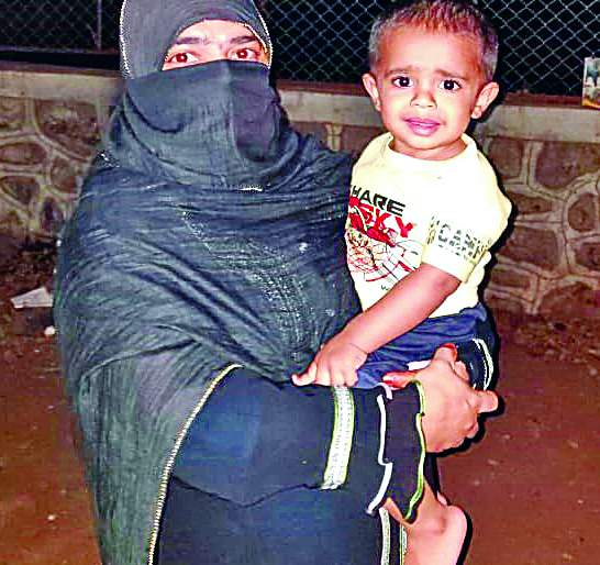 The abducted child was taken into custody by the Home Minister within 36 hours | गृहमंत्र्यांनी घेतली दखल अन्अपहरण झालेला मुलगा ३६ तासात आईच्या ताब्यात