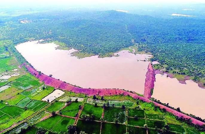 Revival of Lake Kinhi-Gadegaon | किन्ही-गडेगाव तलावाचे पुनरूज्जीवन
