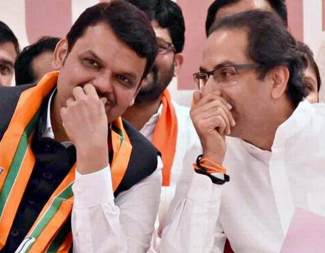 BJP Demand 1 year Mayor post in KDMC, But Shiv Sena is not ready for given them | आता भाजपा म्हणतेय, 'ठरल्याप्रमाणे करा'; शिवसेना म्हणतेय, 'तसं ठरलंच नव्हतं'!