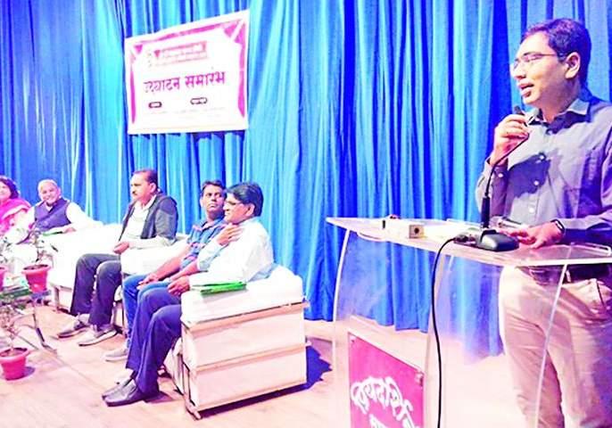 State Drama Contest Page of Maharashtra's cultural heritage | राज्य नाट्य स्पर्धा महाराष्ट्राच्या सांस्कृतिक परंपरेचे मानाचे पान