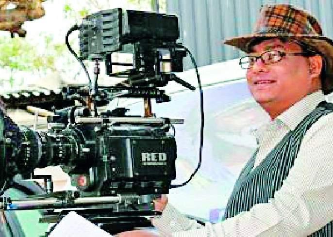 Ganesh Raiqwar's film fills in the field   गणेश रहिकवारची चित्रपट क्षेत्रात भरारी