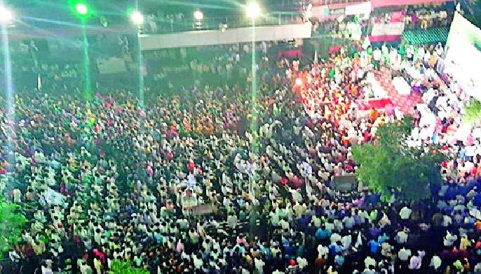 Maharashtra Election 2019 ; I was inspired by the thinking of Dr. Babasaheb Ambedkar | Maharashtra Election 2019 ; डॉ. बाबासाहेब आंबेडकर यांच्या विचाराने प्रेरित झालो