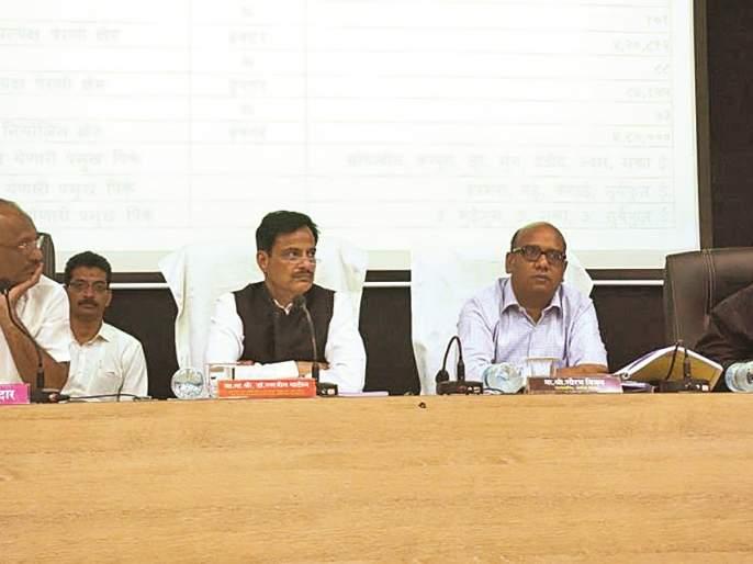 Stop black market of Fertilizer, seeds - Guardian Minister Dr. Ranjeet Patil | खते, बियाण्यांचा काळाबाजार रोखा! -पालकमंत्री डॉ. रणजित पाटील