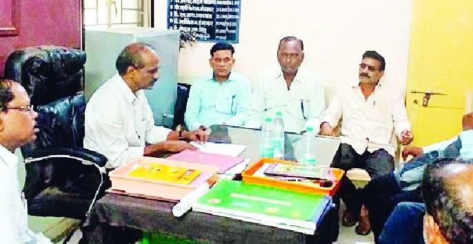 Take note of the problems of rural hospitals | ग्रामीण रुग्णालयाच्या समस्यांची घेतली दखल