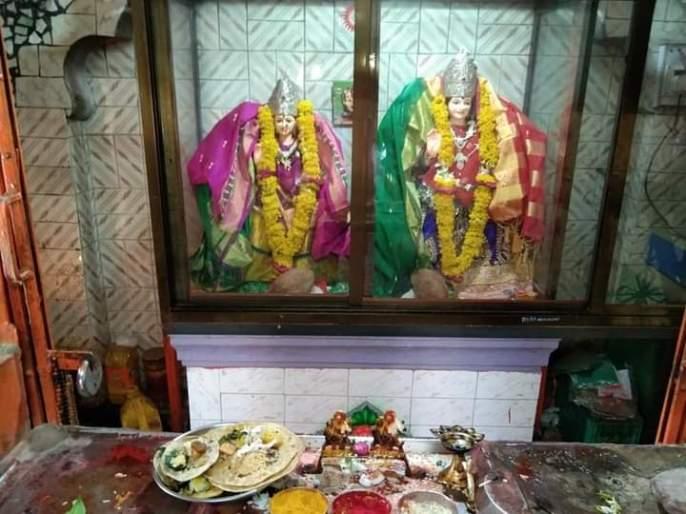 Mukhed's Bhavani Devi pilgrimage canceled for the second time | मुखेडच्या भवानी देवीचा यात्रोत्सव दुसऱ्यांदा रद्द