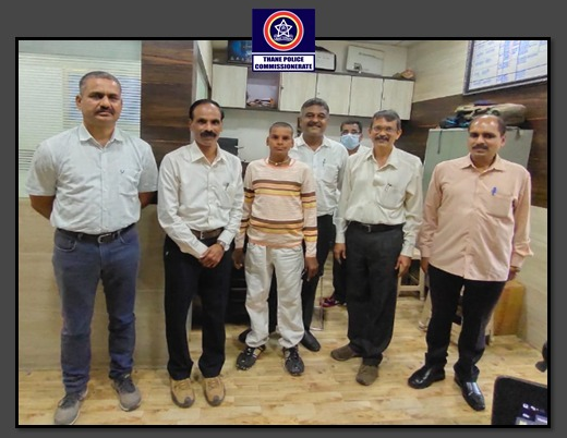 A minor boy who went missing from Ambernath was found in Ahmednagar after six years | अंबरनाथमधून बेपत्ता झालेला अल्पवयीन मुलगा सहा वर्षांनी अहमदनगरमध्ये मिळाला