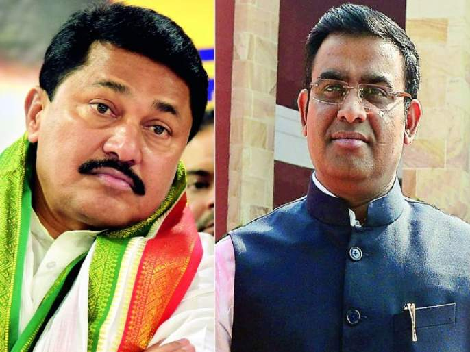 Political radio in Bhandara district; 4 persons charged with felonies | Maharashtra Election 2019; भंडारा जिल्ह्यात राजकीय राडा; फुके-पटोलेंसह ७० जणांवर गुन्हा दाखल