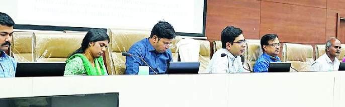 Planning meeting for the Lok Sabha election counting | लोकसभा निवडणूक मतमोजणीसाठी नियोजन बैठक