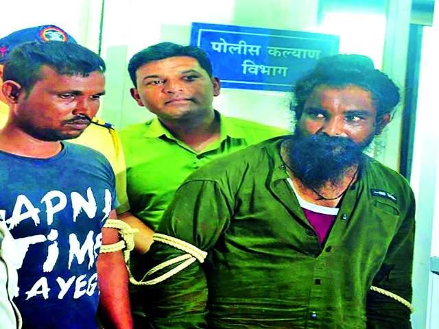 'Mokka' gang robbery at ATM in Satpur   सातपूरला एटीएमवर दरोडा टाकणाऱ्या टोळीला 'मोक्का'