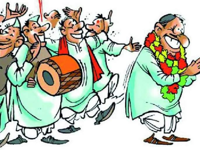 Maharashtra Election 2019 ; Demonstration of power in the constituency of all candidates | Maharashtra Election 2019 ; सर्वच उमेदवारांचे मतदारसंघात शक्तिप्रदर्शन