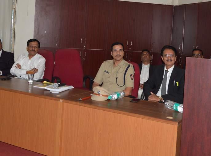 Workshop in Malegaon District Court | मालेगाव जिल्हा न्यायालयात कार्यशाळा
