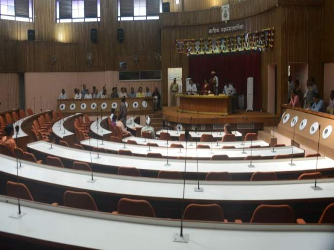 Applications will be submitted tomorrow for the Mayor of Nashik | नाशिकच्या महापौरपदासाठी उद्या अर्ज दाखल होणार